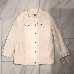 Women's Levi's Extra Length Jean Jacket